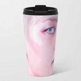 V / TAEHYUNG BTS Travel Mug