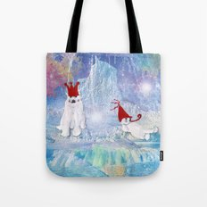 The Ice Party Tote Bag
