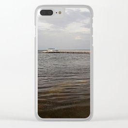 Bokeelia Before the Storm Clear iPhone Case