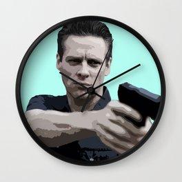 Tim Gutterson 2 Wall Clock