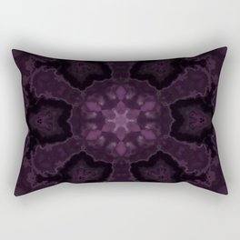 'Muse Touched 3' by Angelique G. FromtheBreathofDaydreams Rectangular Pillow