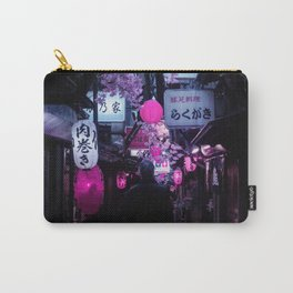 Tokyo Nights / Memory Lane / Liam Wong Carry-All Pouch