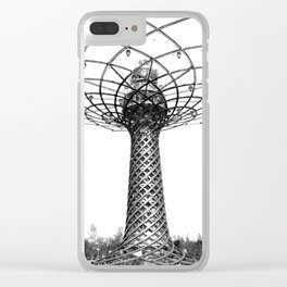 Tree Of Life (EXPO 205, Milan) Clear iPhone Case