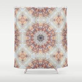 Epistylis Kaleidoscope | Micro Series 05 Shower Curtain