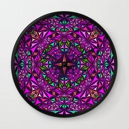 Kaleidoscope 1. Wall Clock