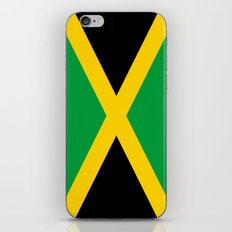 Flag of Jamaica iPhone & iPod Skin