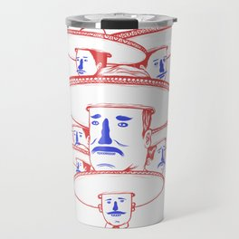 The Mariachi Band Travel Mug