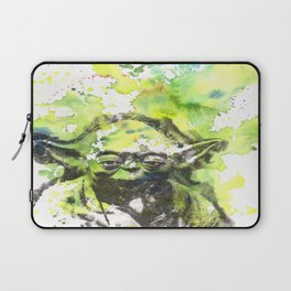 May the Force be with You Yoda Star Wars Laptop Sleeve