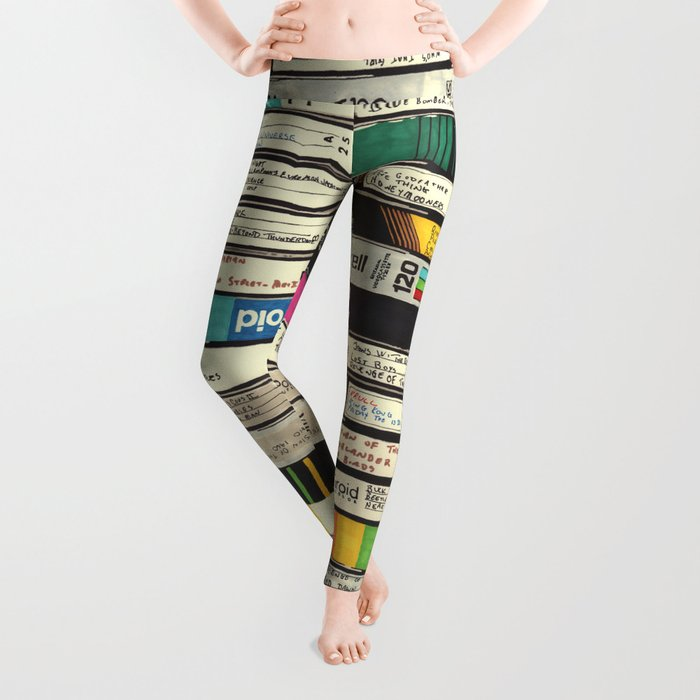 VHS Stack Leggings