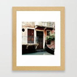 Venezia Framed Art Print