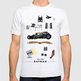 HERO'S STUFF - (I no longer have the right to say his name here...) T-shirt