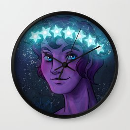 Morpheus God of Dreams Wall Clock