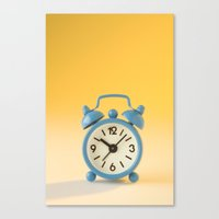 watch Canvas Prints featuring watch by laika in cosmos