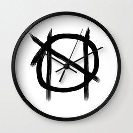 nihilistic impulses Wall Clock