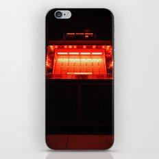 Jukebox waiting iPhone & iPod Skin