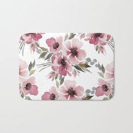 Marlot Floral Bath Mat