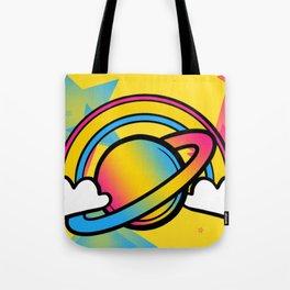 Space Queers: Pan Tote Bag