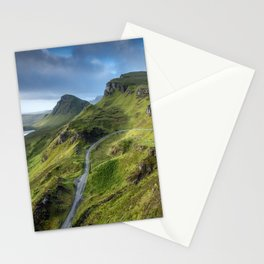 The Road to the Quiraing V Stationery Cards