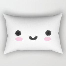 Simply Happy Rectangular Pillow