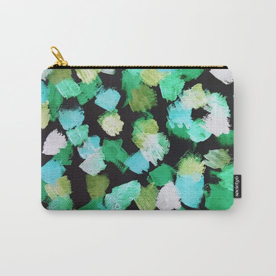 Abstract #2.2 - Petals Carry-All Pouch