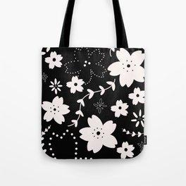 Dark Sakura 2018 Tote Bag