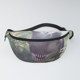 Teeth Fanny Pack