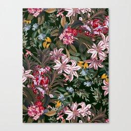Midnight Garden XXIII Canvas Print