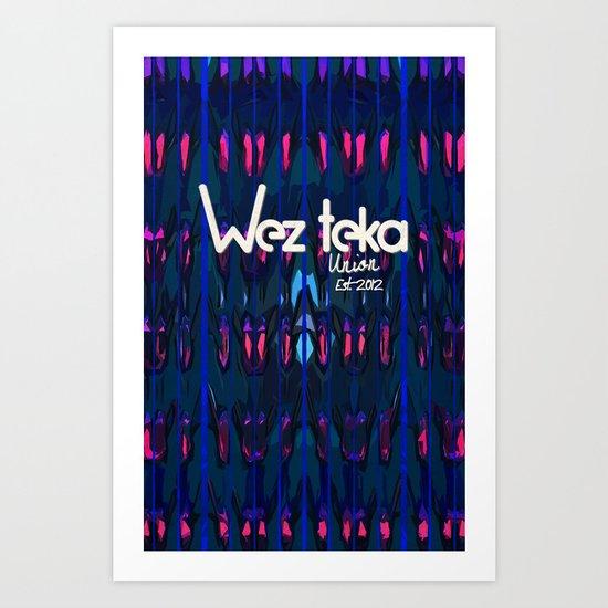 """Gent Premium """"ZET""""  iPhone Case Art Print"""