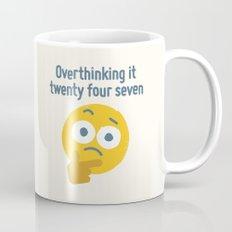 Leave Dwell Enough Alone Mug