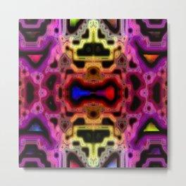Symmetry II Metal Print