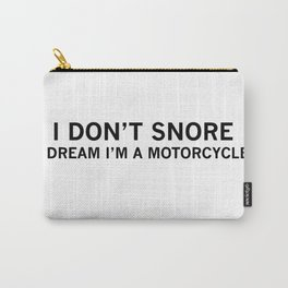 dad gift motorcycle Carry-All Pouch
