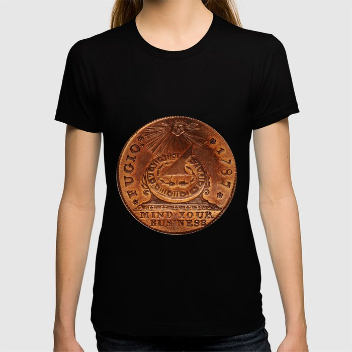 Fugio Cent Mind Your Business T-shirt
