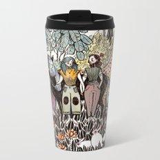 Summertime Metal Travel Mug