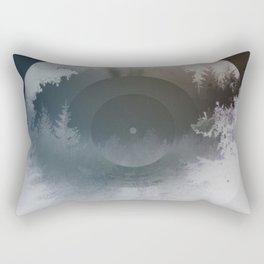 Forest lullaby Rectangular Pillow