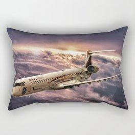 Aviación Sin Fronteras - Air Nostrum Rectangular Pillow