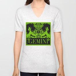 Gemini II Unisex V-Neck