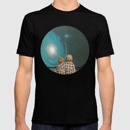 Neighboring Galaxies T-shirt