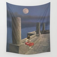 This Lunar Beauty Wall Tapestry