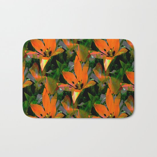Loving Tulips... Bath Mat