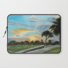 """Hope, Outside the Castillo"" St Augustine, FL Laptop Sleeve"