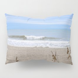 Let's go to the Beach Pillow Sham