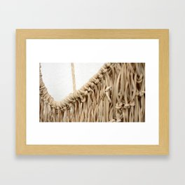 give Framed Art Print