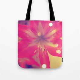 Secret Garden| Pink tigress  Tote Bag