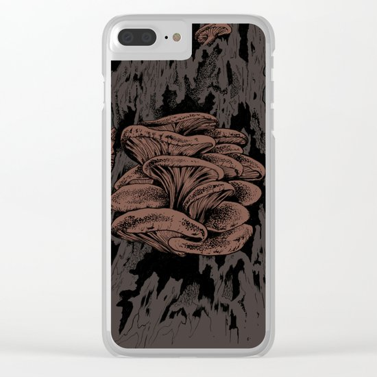 Sopp Clear iPhone Case