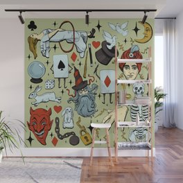 Antique Magic Starter Pack Color Wall Mural