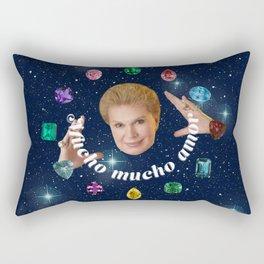 Mucho mucho amor Rectangular Pillow