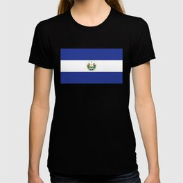 El Salvadorian Flag T-shirt