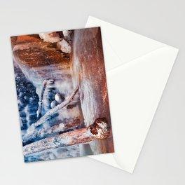 Frozen Avalon Fantasy Falls Stationery Cards
