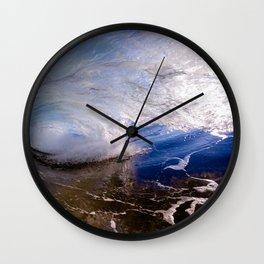 Clamp Wall Clock