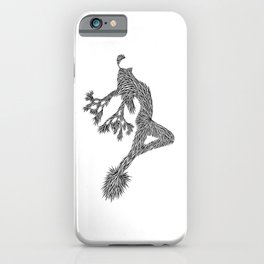 Quail Woman by CREYES of ArtFx Old Town Yucca Valley iPhone Case